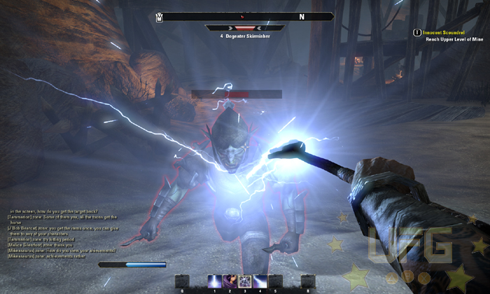 The Elder Scrolls Online Review Part 1 - United Front Gaming